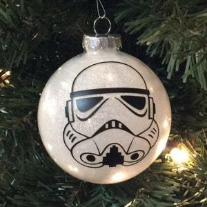 Star Wars Weihnachtskugel Stormtrooper