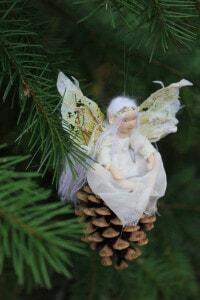Weihnachts Deko Elfe